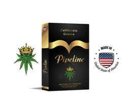 Nro 71 kilpailuun create a brand of cannabis cigarettes and a design for the pack käyttäjältä decentcreation