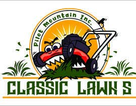 #54 for Logo Creation for Classic Lawns af Win112370