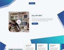 #7 untuk Create a concept with custom navigation that relates to three hats creative website oleh markfannel