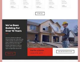 #10 for Design an attractive landing Page for us in wordpress (back end already done, need front end visuals) by sharifkaiser