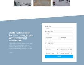 #3 for Design an attractive landing Page for us in wordpress (back end already done, need front end visuals) by Laboni4
