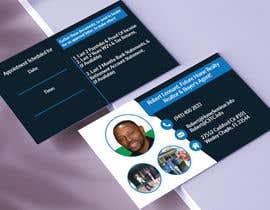 #107 untuk design a business card oleh aaromij111