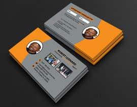 #124 untuk design a business card oleh ahmedjehad25