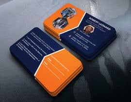 #129 untuk design a business card oleh kamrangd19