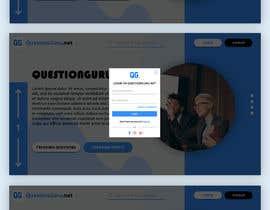 #25 for Need Design for Login page (PSD File) af SaifulSk