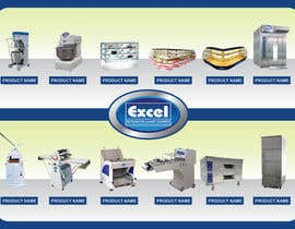 #21 untuk Flyer Design for Bakery Machinery and Refrigeration Equipment oleh basselx24