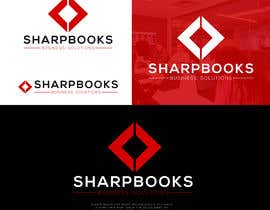 Nro 182 kilpailuun Design Logo and Business Stationery for SharpBooks Business Solutions käyttäjältä imrananis316