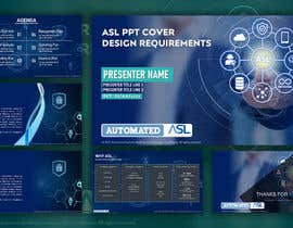 #58 cho Corporate PPT Template Design (6 slides) bởi imranhosssenpctg