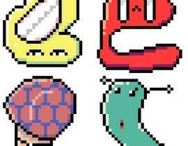 SaraDuck tarafından Pixel Pals için no 18