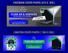 Nro 42 kilpailuun Social Media Covers - 05/03/2021 01:35 EST käyttäjältä refat6521