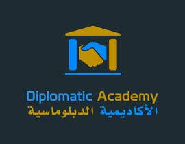 #92 for Design a Logo for Diplomatic Academy af theengineerr9