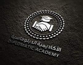 #343 for Design a Logo for Diplomatic Academy af accabdallahkasem