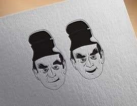 #22 for Design a head-only caricature of a legend! af sukeshroy540