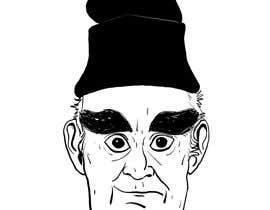 #46 for Design a head-only caricature of a legend! af Vesle