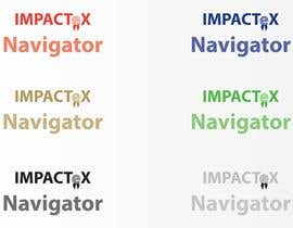 #14 untuk Logo Design for IMPACTeX Navigator (Career Guidance Assessment) oleh dinezatwork