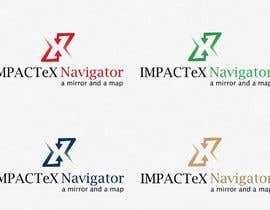 #12 untuk Logo Design for IMPACTeX Navigator (Career Guidance Assessment) oleh sunnnyy