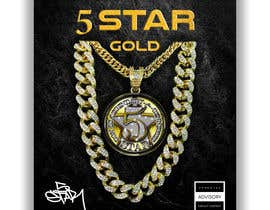 #23 for 5Star Gold Single Cover by nasimuddintakib7