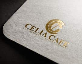 #110 for Trademark logo for Coffee Business ( Celia Cafe ) af nasrinbegum0174