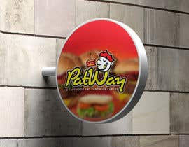 #83 para Logo for fast-food company por DrBlue108