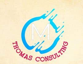 #4 for LOGO Creation-    Thomas Consulting by goodmanegypt3