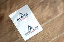 """Graphic Design Intrarea #188 pentru concursul """"Project Alpha Academy"""""""