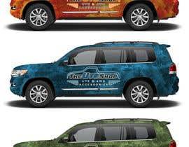 #66 для Vehicle signage/graphic design от prdrpos
