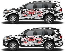 #70 для Vehicle signage/graphic design от prdrpos