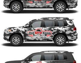 #73 для Vehicle signage/graphic design от prdrpos