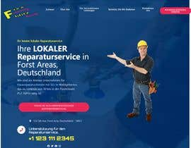 devendarthapa tarafından Build an advertising one-pager website for a craftsman offering repair services called Fixxblitz için no 50