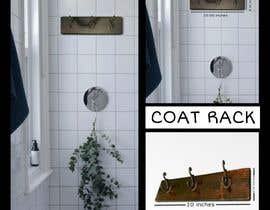 #71 for Photoshop a clothes rack by Ankeshedits