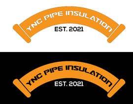 nº 136 pour ync Pipe Insulation logo par nuri47908