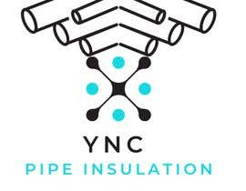 nº 135 pour ync Pipe Insulation logo par saidchouia0707