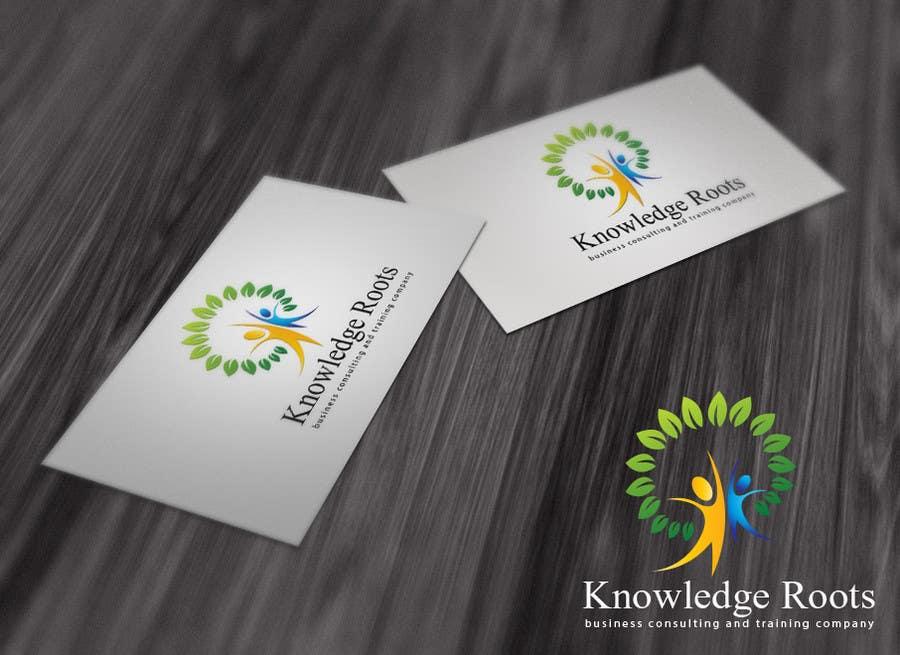 Konkurrenceindlæg #                                        45                                      for                                         Logo Design for Knowledge Roots