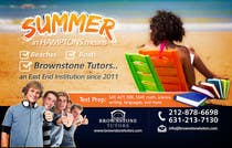 Contest Entry #29 for Advertisement Design for Brownstone Tutors