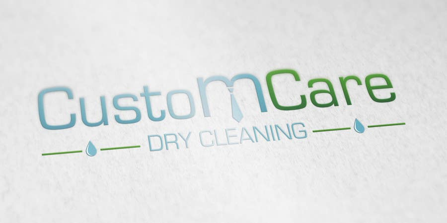Kilpailutyö #6 kilpailussa I need a logo designed for a Dry-Cleaners