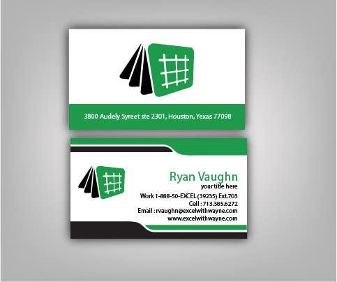 Bài tham dự cuộc thi #17 cho Business Card Design