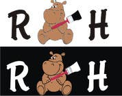 Graphic Design Entri Peraduan #7 for Can YOU Fix my Logo? EASY MONEY! ReDesign Logo for Rusty Hippo