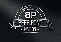 Graphic Design Konkurrenceindlæg #99 for Design a Logo for a beer pong company.