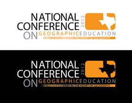 #18 para Graphic Design for 97th National Conference on Geographic Education de ankhhafa