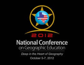 #59 για Graphic Design for 97th National Conference on Geographic Education από smarttaste