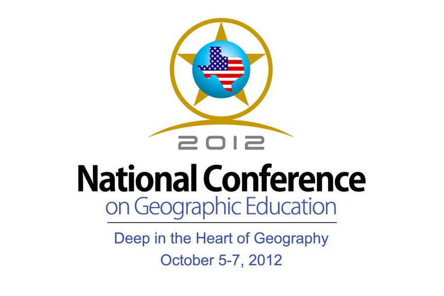 Contest Entry #55 for Graphic Design for 97th National Conference on Geographic Education
