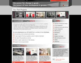 #13 para Graphic Design for Landing Page por anjaliarun09