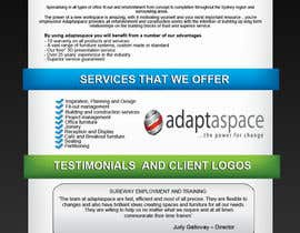 #3 para Graphic Design for Landing Page por erichcomanoficia