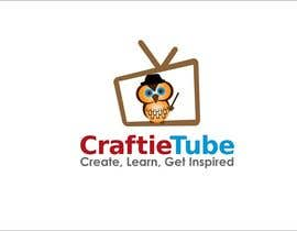 #25 para Logo Design for Craft Tutorial Site por iakabir