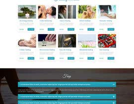 #21 untuk Build a Website for Distant Healing Services oleh hdeziner92