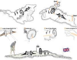 #8 pentru Mini Golf hole design--Around the World in 18 Holes de către Rachaelmk