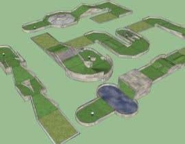 #19 pentru Mini Golf hole design--Around the World in 18 Holes de către globalwebindia