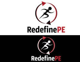 nº 4 pour Logo Design for new Website named RedefinePE par AleksaDoderovic