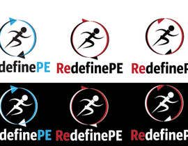 #6 para Logo Design for new Website named RedefinePE por AleksaDoderovic