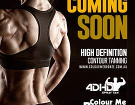 #13 cho Design an Advertisement for 4DHD Spray Tanning bởi andersonmorales